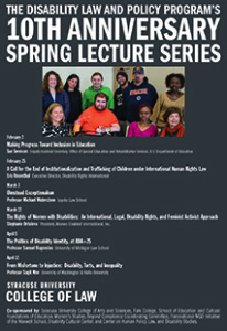 DLPP Lecture Series Poster
